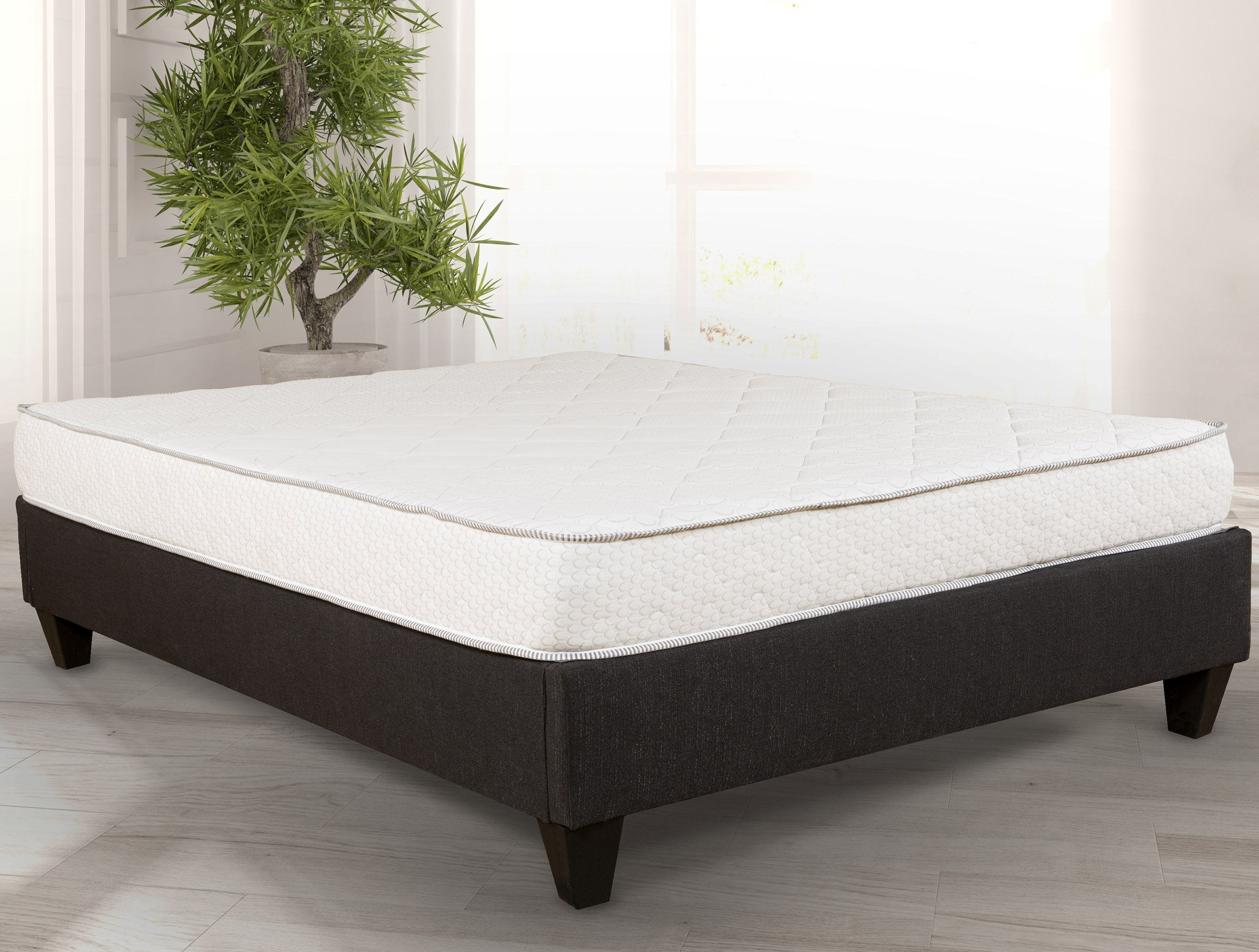 Napoli Gel Memory Foam Mattress Made In Italy Standard Furniture